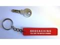 Geocaching-Schlüsselanhänger «You are ..