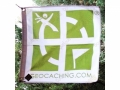 Geocaching Fahne klein