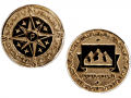 Schatz-Münze (treasure coin)