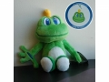 Signal the frog - Das Geocaching-Masko..