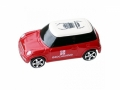 Trackable Mini Cooper- Red