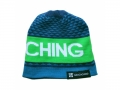 Geocaching-Mütze blau/grün