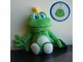 Signal the frog - Das Geocaching-Maskottchen mini