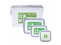 Geocache-Behälter 4er-Set (Quad Cache Container Set)