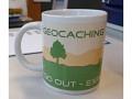 Geocaching-Tasse