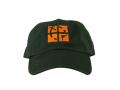 Geocaching-Mütze Green