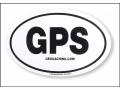 Geocaching-Kleber «GPS»